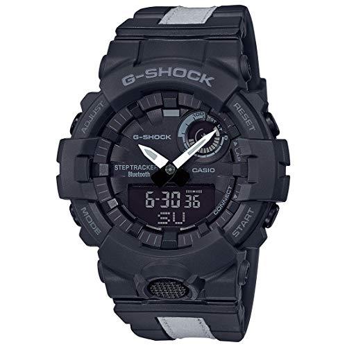 Casio G-Shock Analog-Digital Black Dial Men's Watch GBA-800LU-1ADR(G1012)