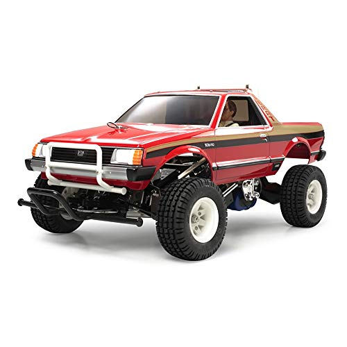 TAMIYA 300058384 1:10 RC Subaru Brat 2WD PickU