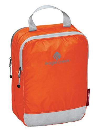 Eagle Creek Kleidertasche Pack-it Specter Clean Dirty Half Cube Organisatoren–klein, Orange (Flame Orange) (orange) - EC041337136