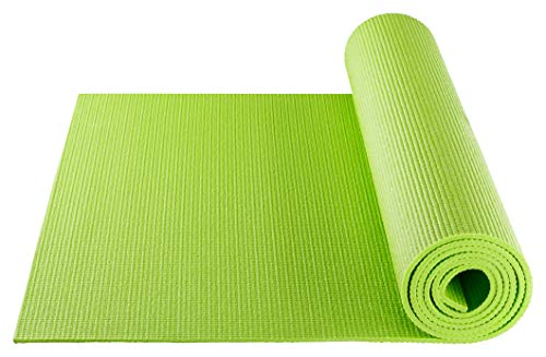 BODYMATE Esterilla de Yoga Universal | Tamaño 183x61 cm | Grosor 5...