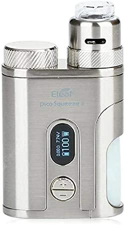 Eleaf iStick Pico Squeeze 2 100 W TC Kit (argento)