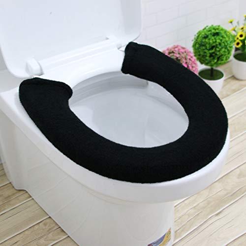 RPLW waschbarer Bezug für Sitzbank, Loop, WC-Vorleger, dicker Toilettensitz, warm B
