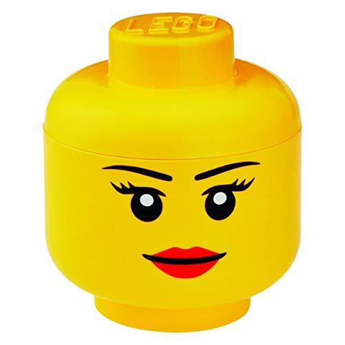 Lego - 40311222 - Ameublement Et Décoration - Tête De Rangement - Taille S - Fille