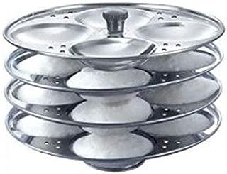 Stainless steel idli stand 4 racks idli steamer idli stand