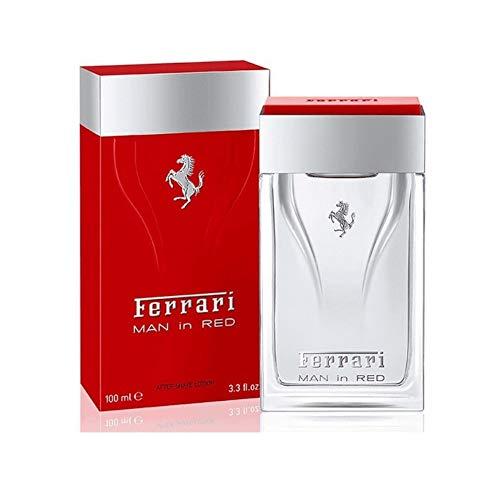 Ferrari Scuderia Man in Red, Ash, Edp - 100 ml