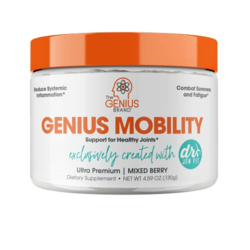 Genius Mobility & Joint Support Supplement Powder