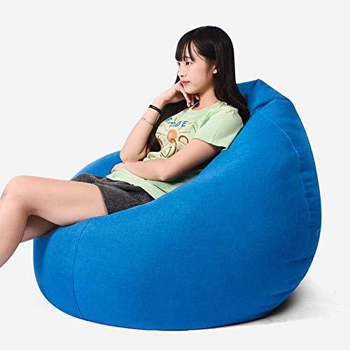 CJC Klapstoel, zitzak, zitstoelen, voor vloerkussen, ligbank, bed, bonen en zakken, in meerdere kleuren