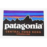 patagonia(パタゴニア) ステッカー CENTRAL 香港 [並行輸入品]