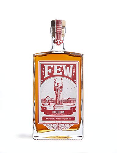 FEW Spirits Bourbon Whiskey - 700 ml