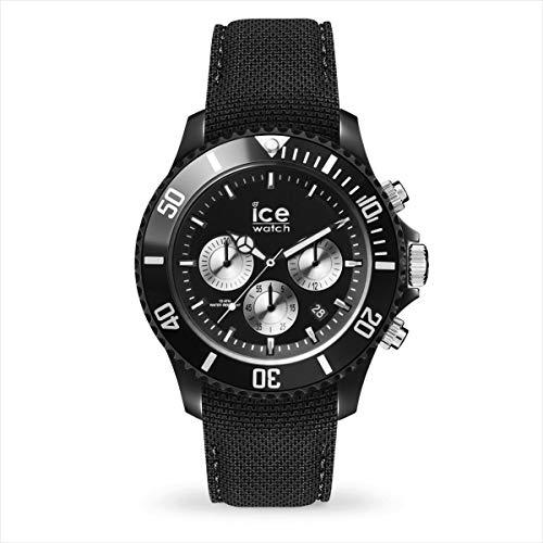 【Ice-Watch アイスウォッチ】ICE urban - ブラック/シルバー (ラージ) 腕時計 メンズ016304[日本総輸入...