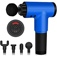 SUNNYBLUE 6-Speed Deep Tissue Percussion Muscle Massager Gun