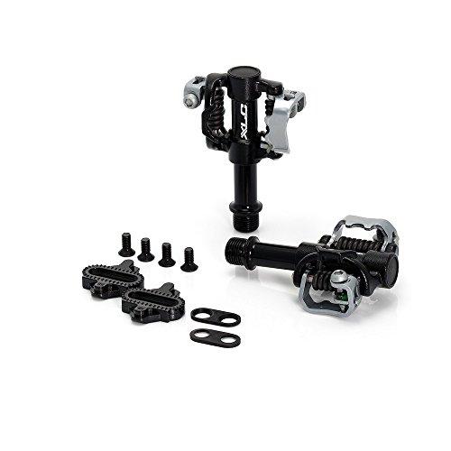 XLC pD-s03 système double-noir/silb. 365gr.