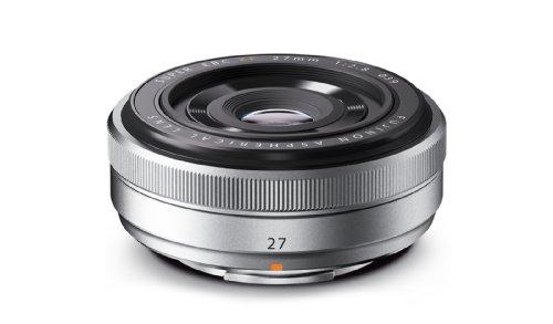 Fujinon XF27mmF2.8 - Silver