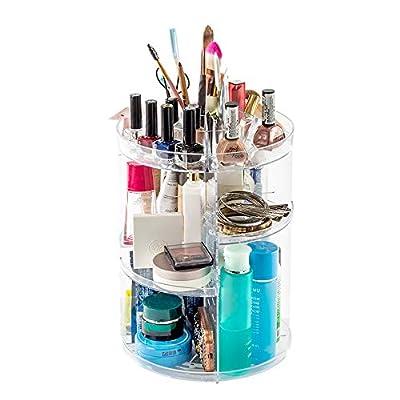 Lomani Rotating makeup rack