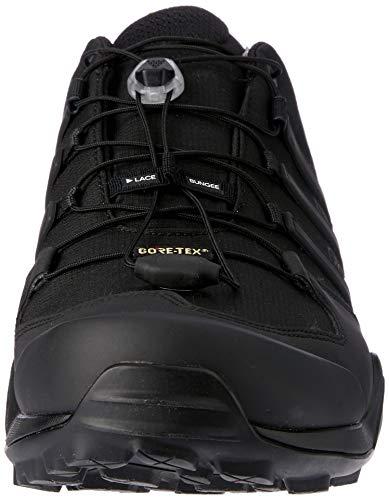 Adidas Terrex Swift R2 GTX, Zapatillas de Running para Asfalto Hombre, Negro (Core Black/Core Black/Core Black 0), 41 1/3 EU