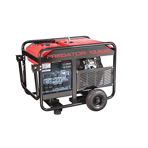 13500 Peak/11000 Running Watts, 22 HP (670cc) Gas Generator EPA III (does not ship to CA, AK, HI)
