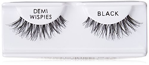 Ardell Natural Lashes, Demi Wispies Black, 6-Count by Ardell
