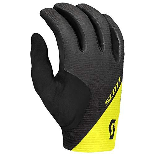 Scott Ridance Fahrrad Handschuhe lang schwarz/gelb 2019: Größe: M (9)