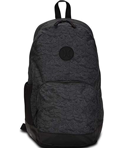 Hurley Herren M Blockade II Printed BP Rucksack, Light Carbon, 1SIZE