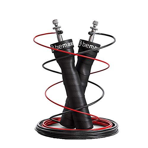 Comba Speed Rope + Cuerda de Repuesto | Cuerda de Saltar Rápida...