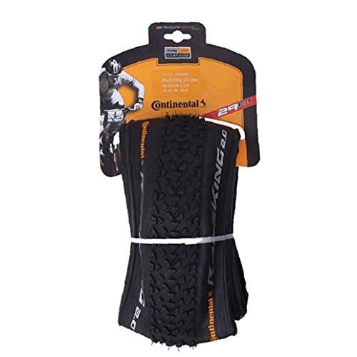 EElabper Bicicletas Plegables De Neumáticos De Repuesto Continental Camino De Bicicletas De Montaña Btt Neumáticos De Protección (29x2cm)