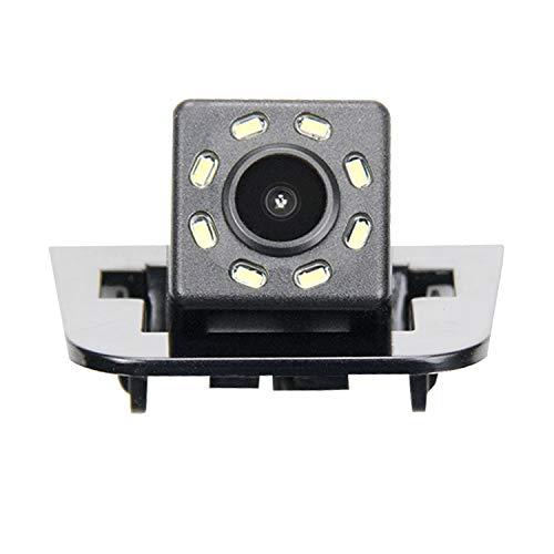HD 720p Rückfahrkamera Rückfahrkamera Rückfahrkamera Nummernschildkamera Wasserdicht für Toyota Prius XW30 MK3 2009 2010 2011 2012 2013 2014 2015