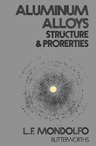 Aluminum Alloys: Structure and Properties (English Edition) 🔥