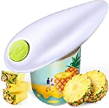Best Electric Can Opener, Tin Opener with One Touch Switch, Hand Free Can
