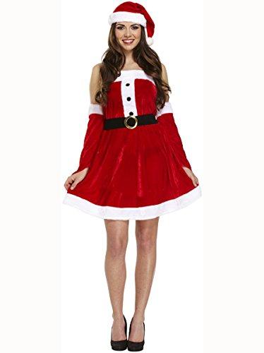 HENBRANDT Travestimento da Babbo Natale Sexy