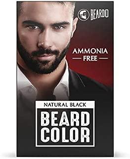 Beardo Beard Color For Men - Natural Black, 30 g