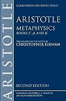 Metaphysics: Books Gamma, Delta, and Epsilon (Clarendon Aristotle) (Bks.4-6) (Clarendon Aristotle Series)