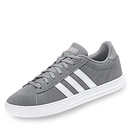 adidas Damen Daily 2.0 Fitnessschuhe, Grau (Gritre/Ftwbla/Grmeva 000), 39 1/3 EU