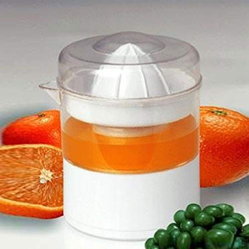 HQS-F006 Exprimidor para el hogar Exprimidor de Naranja y limón Uvas Exprimidor...