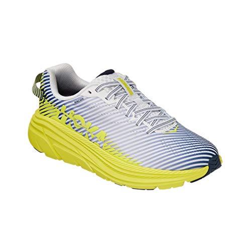 scarpe running hoka donna HOKA ONE ONE Scarpe Running Donna Rincon 2 A3 Neutre Grigio 8