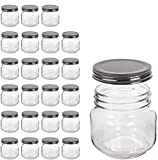 QAPPDA Mason Jars,Glass Jars With Lids 8 oz,Canning Jars For Pickles...