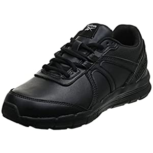 Reebok Work Men's Guide Work RB3500 Industrial and Construction Shoe, Black, 13 W US