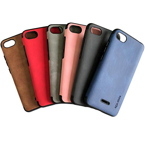 Capa Anti Shock Colorida Xiaomi Redmi 6A - Flexível Anti Impacto (Cinza)