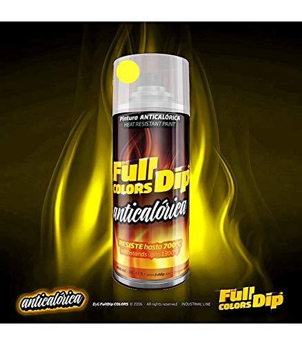 FullColors CAL009 Pintura Pinzas de Freno, Dorado Perla, 400 ml