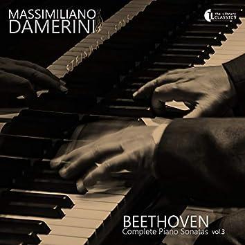 Beethoven Complete Piano Sonatas vol.3