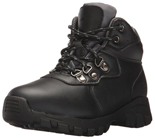 Deer Stags Boys' GORP Hiking Boot, black, 4.5 Medium US Big Kid