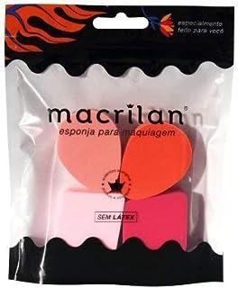 Quarteto de Esponjas Para Maquiagem - Ep03, Macrilan