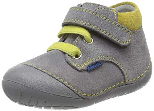 Richter Kinderschuhe Richie Sneaker, Grau (Stone/Sunny 6602), 22 EU