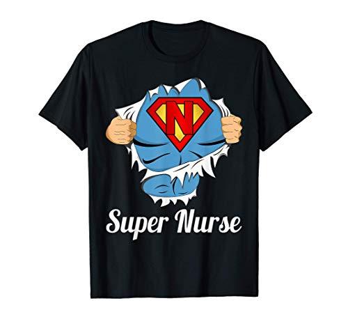Super Nurse Superpower T-Shirt