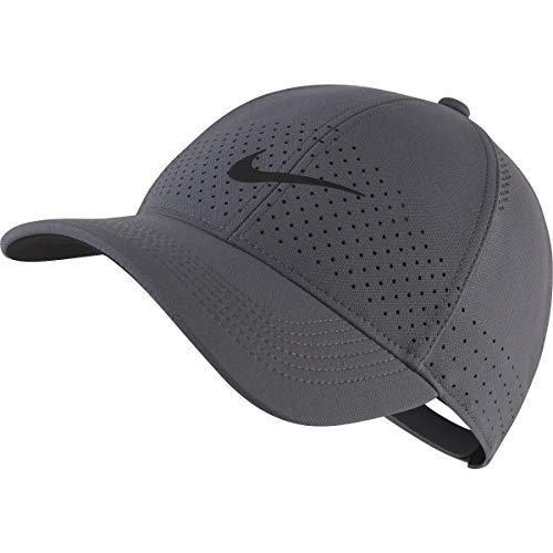 Nike U NK Dry AROBILL L91 Cap Hat, Iron Grey, MISC