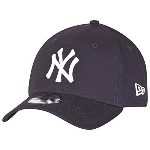 New Era Casquette League Basic 9Forty ~ New York Yankees Bleu Marine Blanc