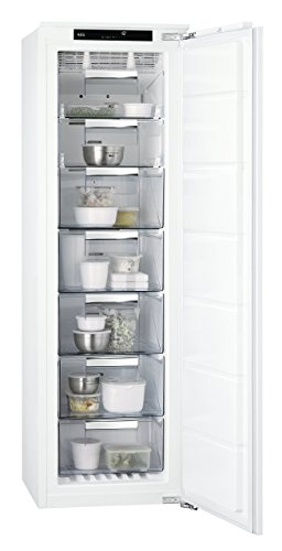 AEG ABE81826NC Built-in Upright 204L A++ White - Freezers (Upright, 204 L, 20 kg/24h, SN-T, No Frost system, A++)