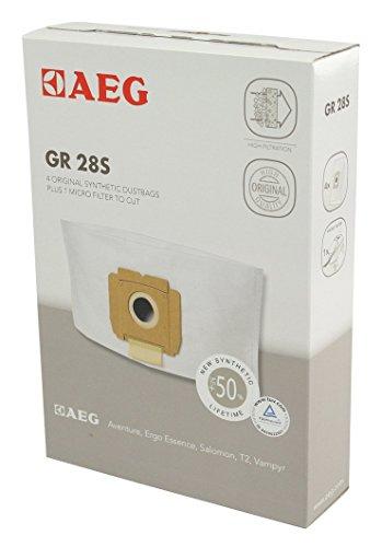AEG GR28S GR 28S, Synthétique, Blanco