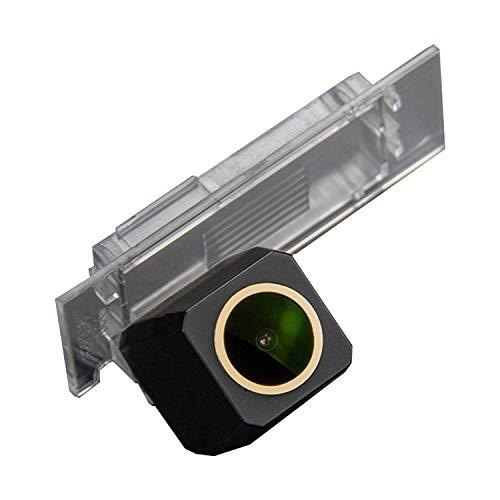 HD 1280x720p Goldene Kamera Wasserdicht Nachtsicht Rückfahrkamera Distanzlinien Umschaltbar Einparkhilfe für Renault Kadjar/Mercedes Benz Smart/Mercedes Smart Fortwo Cabrio W453 2015-2018