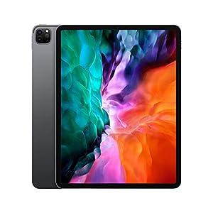 """最新 Apple iPad Pro (12.9インチ, Wi-Fi, 256GB) - スペースグレイ (第4世代)"""""""