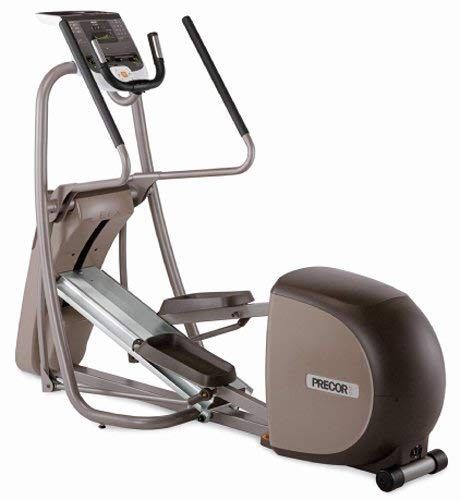 New Precor EFX 5.35 Premium Series Elliptical Fitness Crosstrainer (2009 Model) (Renewed)